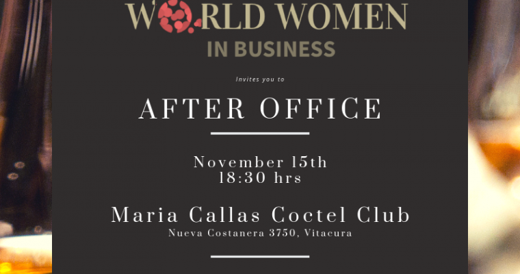 World Women in Business – After Office